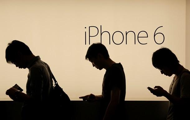 Китай разрешил продажи в стране iPhone 6