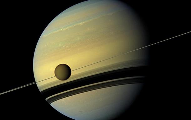 В NASA снова обнаружили загадочный объект на крупнейшем спутнике Сатурна