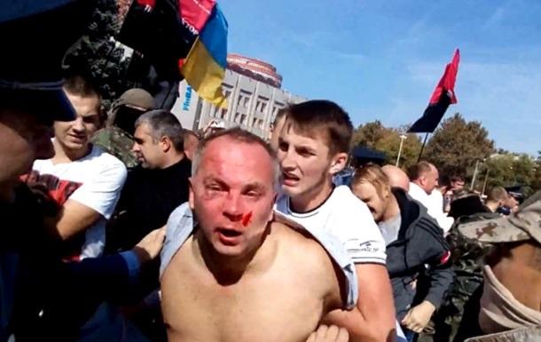 Хулиганы не помешали Шуфричу провести агитацию в Одессе – заявление  Оппозиционного блока