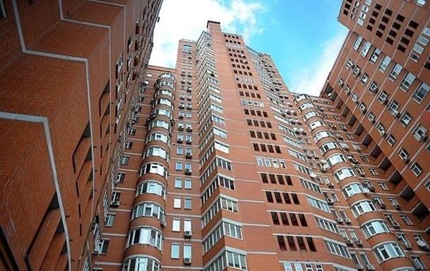 Спрос на покупку квартир в Киеве снизился до десятилетнего минимума