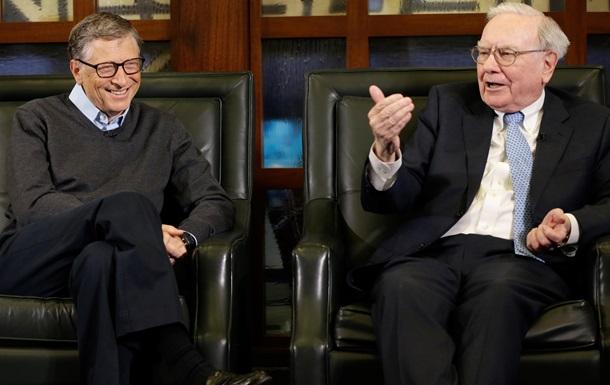 Билл Гейтс в 21 раз возглавил рейтинг Forbes среди самых богатых американцев