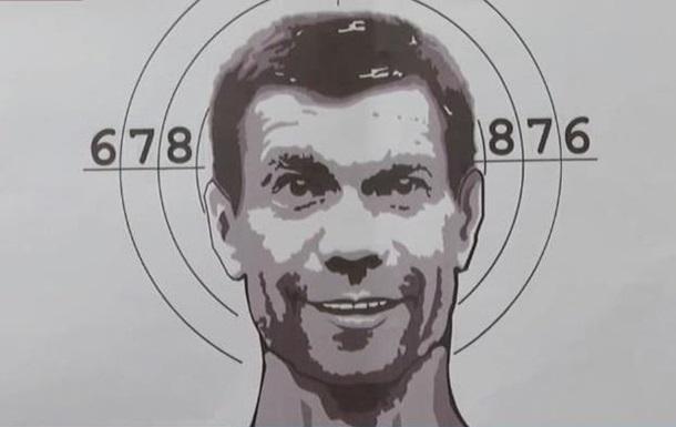 На тренировках бойцы АТО будут стрелять в Царева, Стрелкова и Губарева