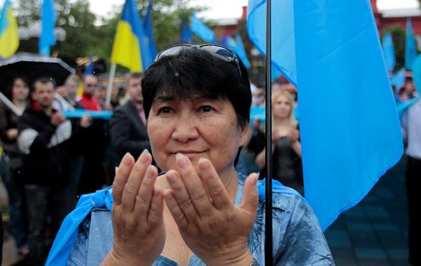 DW: Крымско-татарский язык до Киева доведет