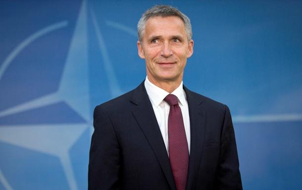 Рассмусен передал пост генсека НАТО экс-премьеру Норвегии