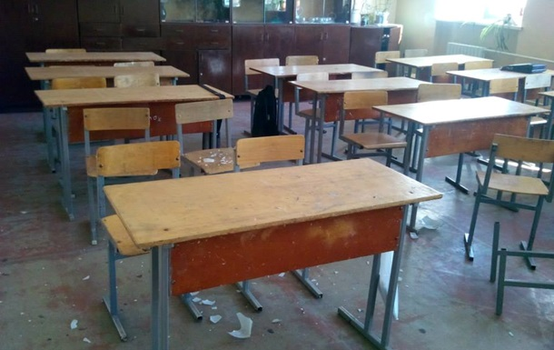 В Донецке из Града обстреляли школу: погибли четыре человека