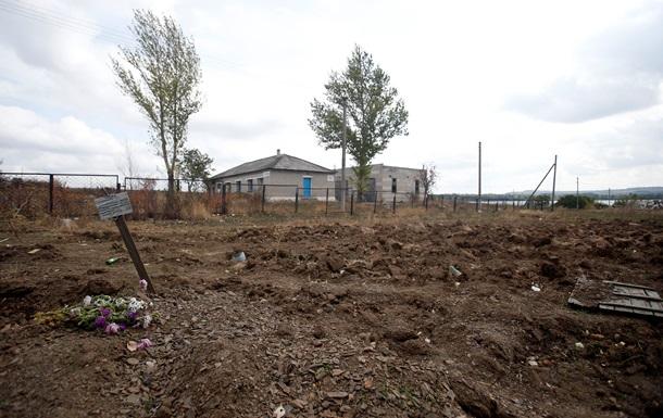 В Украине пока не могут идентифицировать всех погибших на востоке страны