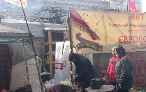 Третій Майдан наступає Порошенку на п'яти