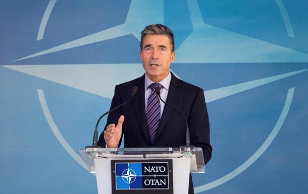 Бывший генсек НАТО Расмуссен открыл консалтинговую компанию