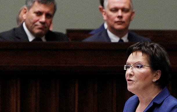 Политика Польши по Украине будет прагматичной – премьер