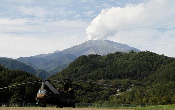 Извержение Онтакэ: почти три десятка людей пропали без вести