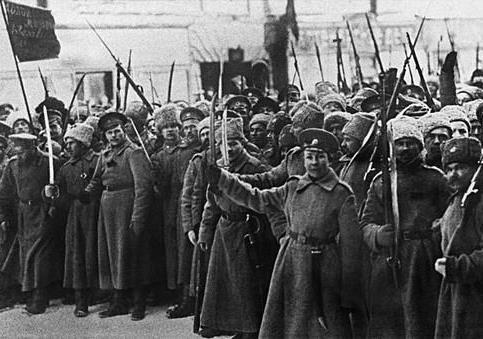Украина на пути к октябрю 1917-го