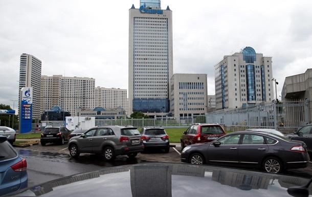 Главный офис Газпрома в Москве эвакуируют