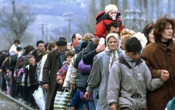 Біженці до РФ – хто вони?