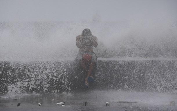 На юге Японии объявлено штормовое предупреждение