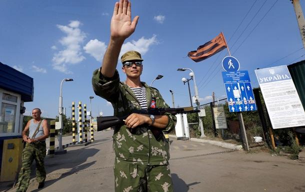 На Донбассе начали работы по созданию буферной зоны