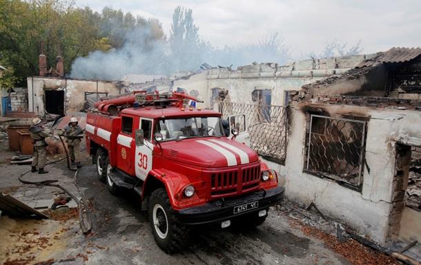 Попасную обстреливают неподконтрольные ЛНР боевики - Москаль