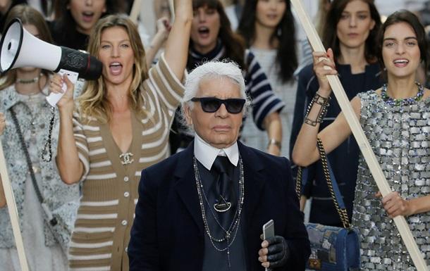 Коллекция Chanel весна-лето 2015 в деталях