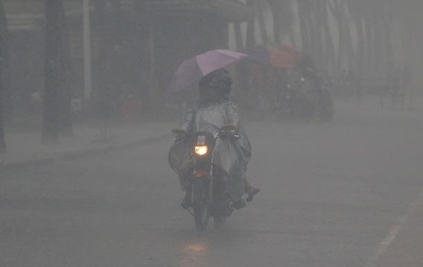 Тайфун Фанфон в Японии обесточил свыше 25 тысяч домов