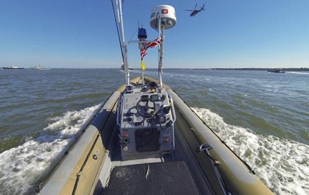 США успешно испытали катера-беспилотники