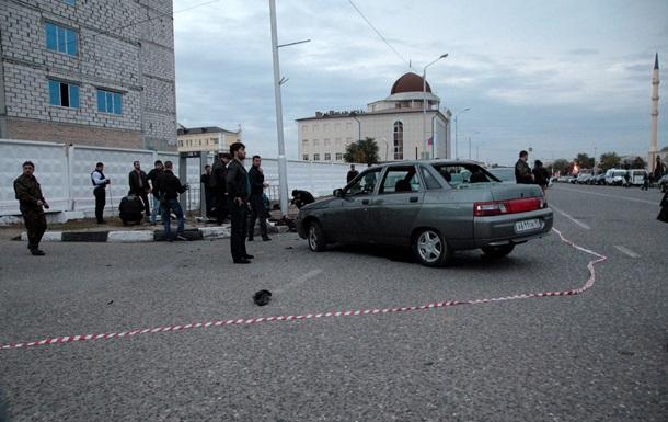В Грозном после теракта 11 человек остаются в больнице
