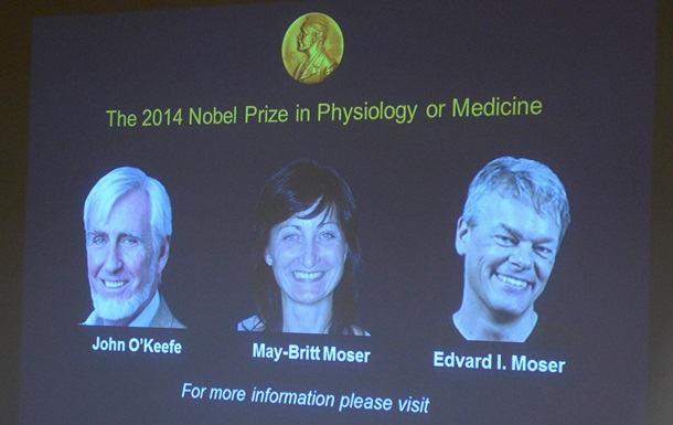 Нобеля по медицине и физиологии вручили за открытие GPS в клетках мозга