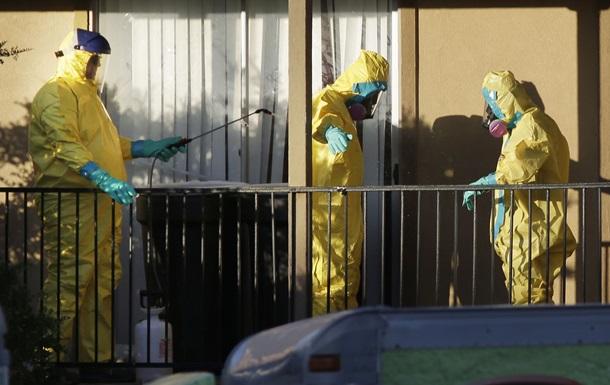 Лихорадка Эбола: первый случай заражения в Европе зафиксирован в Испании