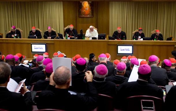 Папа Римский призвал к открытости в вопросах брака
