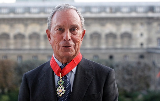 Бывший мэр Нью-Йорка стал английским рыцарем