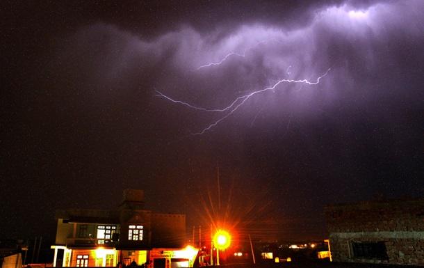 Молния унесла жизни 11 колумбийских индейцев