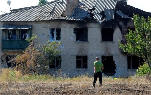 На Луганщине от обстрелов погибли трое мирных жителей