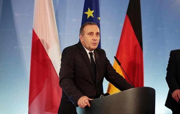 В Польше знают, как Украине реализовывать восточную политику - польский МИД