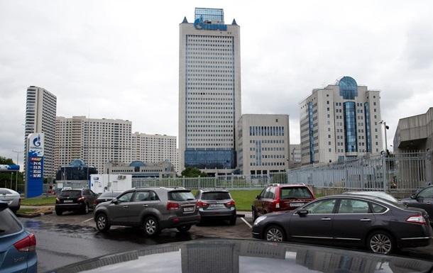 Газпром ждет от Украины предложений по погашению долга
