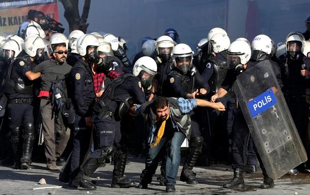 Беспорядки в турецких провинциях привели к жертвам