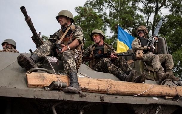 Трое силовиков АТО погибли в Луганской области