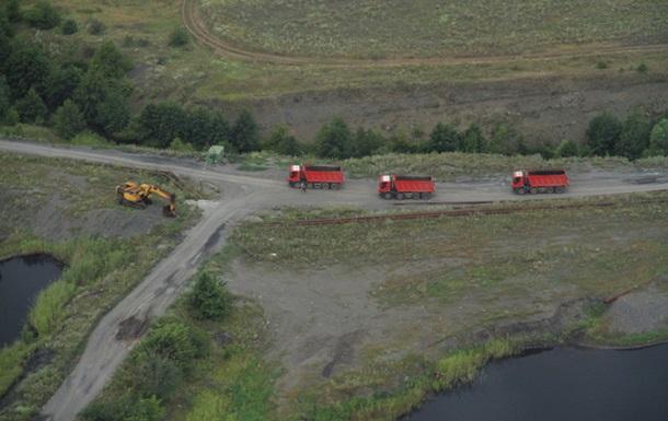 Из Луганской области в Россию перевозят уголь – ОБСЕ