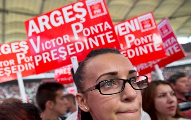 Румыния: предвыборная гонка на фоне коррупционного скандала