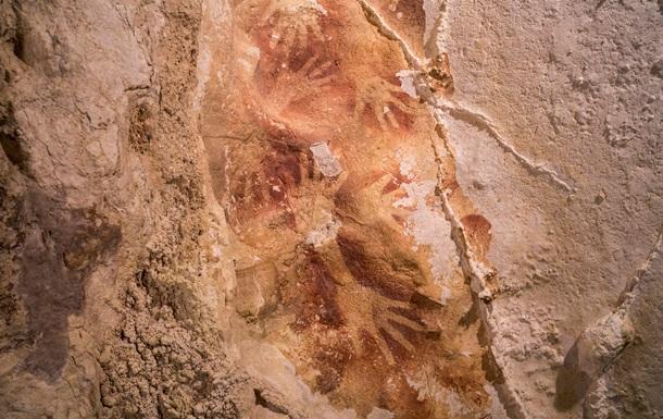 В Индонезии обнаружены древнейшие наскальные рисунки