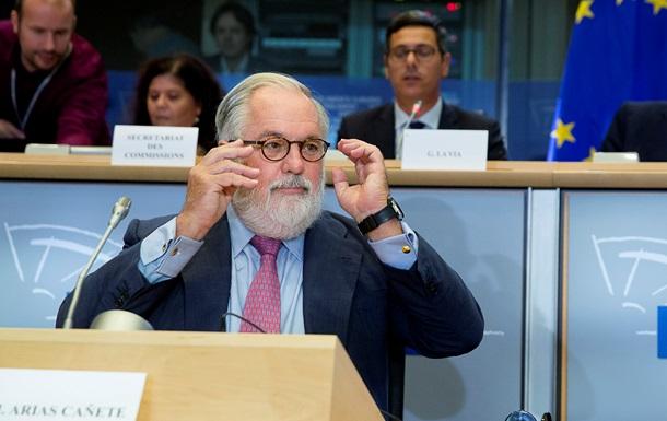 Испанец утвержден на пост еврокомиссара по энергетике