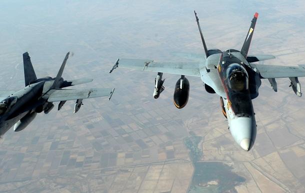 Австралийский штурмовик нанес удар по боевикам ИГ в Ираке