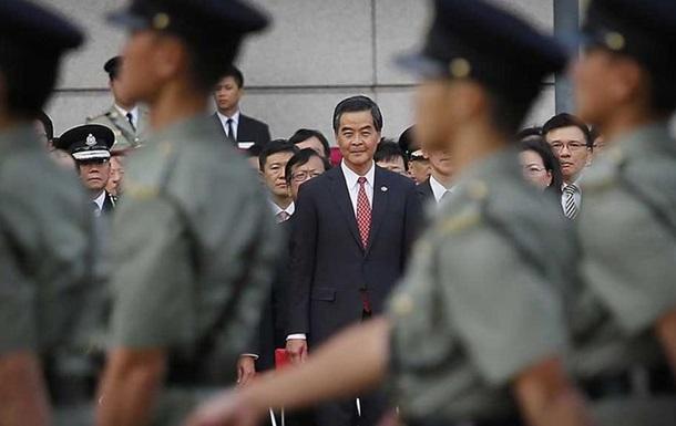 Правительство Гонконга отказалось от переговоров с демонстрантами