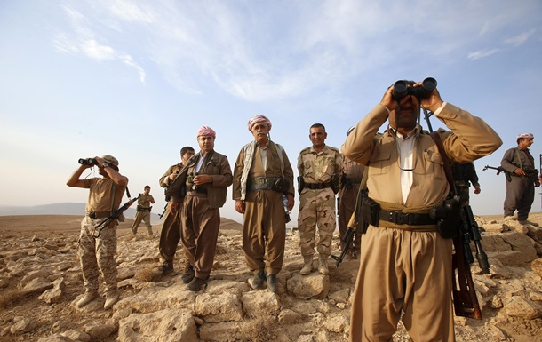 Курды отбили у джихадистов город в Ираке - репортаж