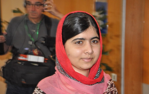 Нобелевскую премию мира получила 17-летняя правозащитница