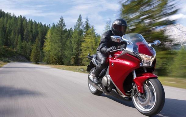 В Киеве за девять месяцев угнали 127 мотоциклов