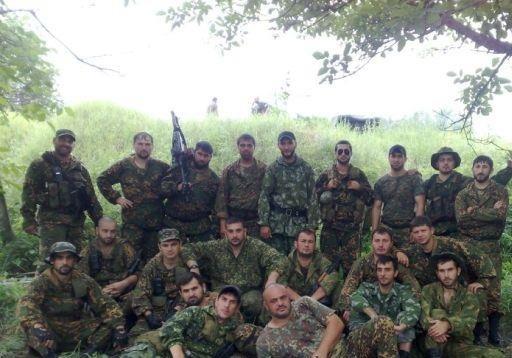 Чеченцы или Кадыровцы