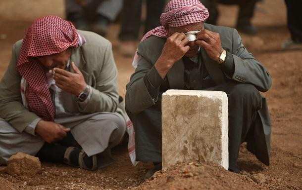 Правозащитники: при осаде Кобани погибли 500 человек