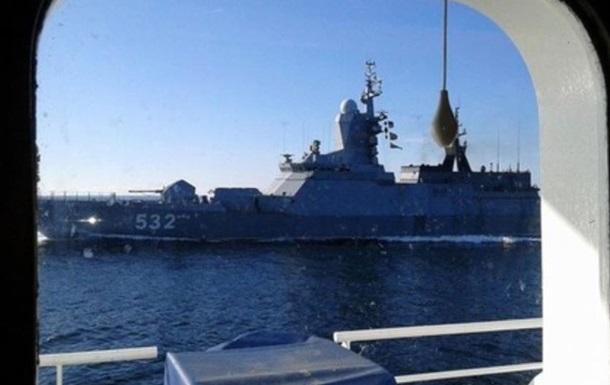 Российский флот помешал работе финского судна - минобороны Финляндии
