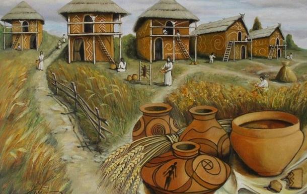 Матеріальна і духовна культура трипільської цивілізації