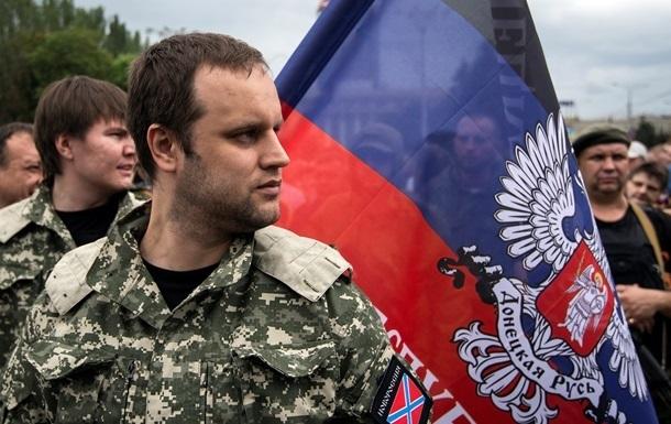 Павел Губарев после покушения госпитализирован