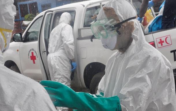 Лихорадка эбола - Либерия