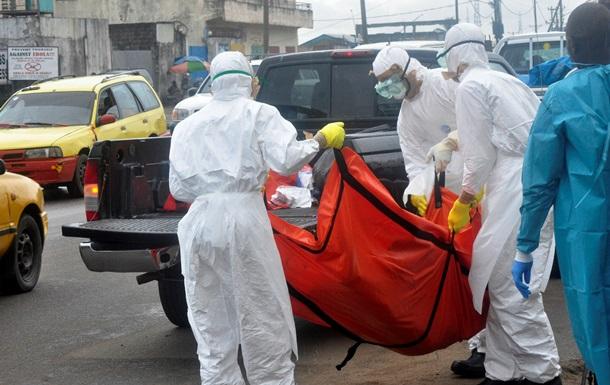 Эбола - фото